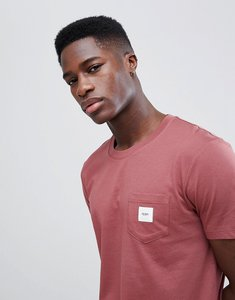 Read more about Esprit t-shirt in dusty pink with pocket - 665