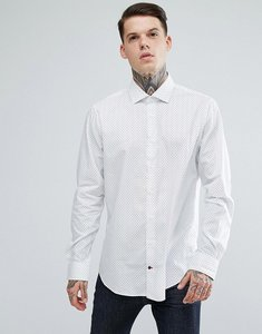 Read more about Tommy hilfiger slim fit shirt - white