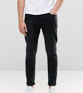 Read more about G-star 3301-a super slim jeans distressed repair wash black - black restored 45