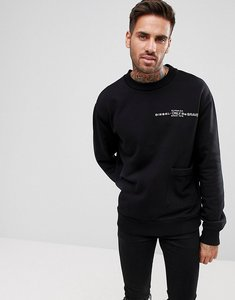 Read more about Diesel s-ellis-cl pocket logo sweatshirt - black 900