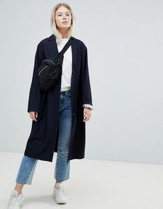 Read more about Weekday lightweight coat - navy