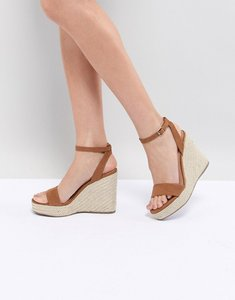 Read more about New look espadrille wedge - tan