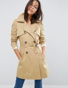 Read more about Asos classic trench coat - stone