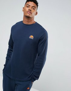 Read more about Ellesse long sleeve t-shirt with small logo - blue