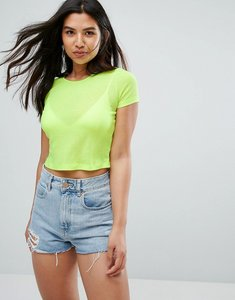 Read more about Glamorous t-shirt - neon yellow