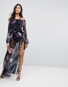 Read more about The jetset diaries peony maxi dress - floral