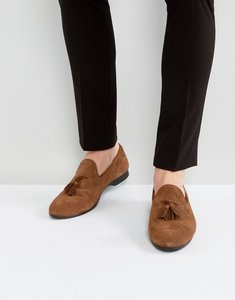 Read more about House of hounds alfred suede loafers in tan - tan