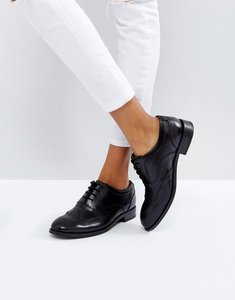Read more about H by hudson leather brogue - black leather