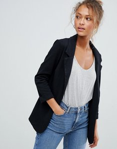 Read more about New look stretch blazer - black