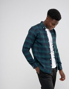 Read more about Minimum pelham checked shirt - green