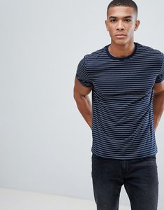 Read more about Brave soul striped t-shirt - navy
