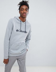 Read more about Columbia csc basic logo ii hoodie in grey - grey