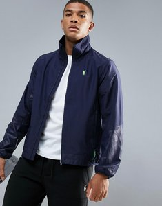 Read more about Polo ralph lauren performance lightweight water resistant nylon jacket in navy - navy