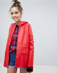 Read more about Only rain coat - red