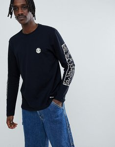 Read more about Element x keith haring long sleeve t-shirt in black - black