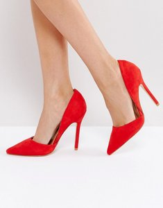 Read more about Raid clara pointed heels - red mf