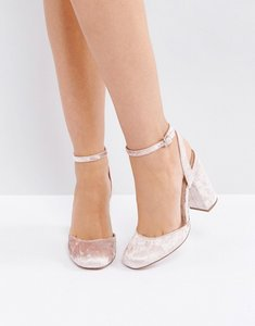 Read more about Asos precision high heels - pink