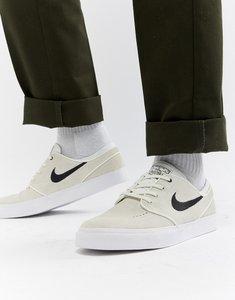 Read more about Nike sb zoom stefan janoski trainers in beige 333824-107 -  green 70eb59c300