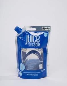 Read more about Juice micro usb 1 5m cable in navy - multi