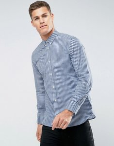 Read more about French connection check shirt - blue