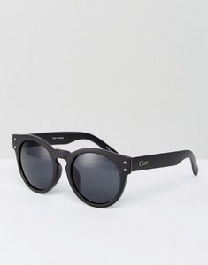 Read more about Quay australia invader sunglasses with black frame - black