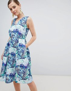 Read more about Closet london floral dress - multi