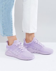 Read more about Adidas originals eqt support adv trainer in lilac - lilac