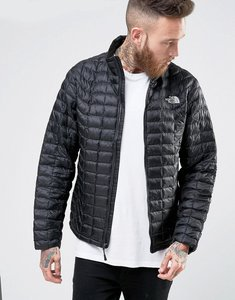 Read more about The north face thermoball jacket in black - black