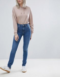 Read more about Weekday thursday high waist waist skinny jean - arizona blue
