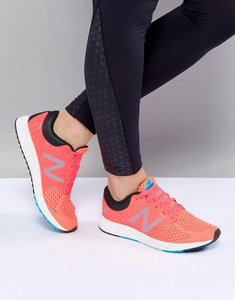 Read more about New balance running fresh foam zante trainers in orange - orange
