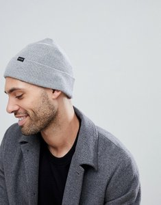 Read more about Ps paul smith wool beanie in grey - grey