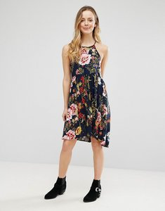 Read more about Brave soul floral dress - navy combo