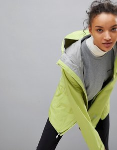 Read more about Patagonia torrentshell full zip hooded jacket in lime - green