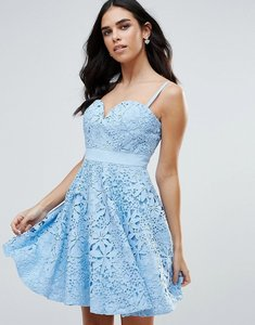 Read more about Forever unique sweetheart prom dress - blue