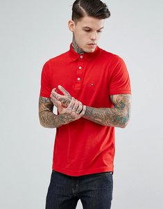 Read more about Tommy hilfiger luxury polo shirt - red