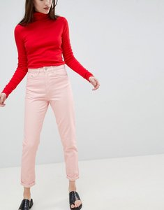 Read more about Waven elsa pink mom jeans - pale pink