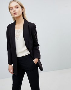 Read more about Asos design mix match tailored blazer - black