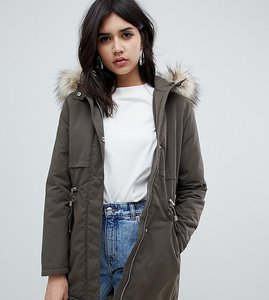 Read more about New look parka coat