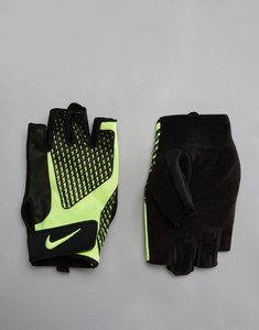 Read more about Nike training core locktraining gloves 2 0 in black - black