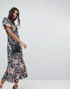 Read more about Lily and lionel midi dress in vintage floral - vintage floral