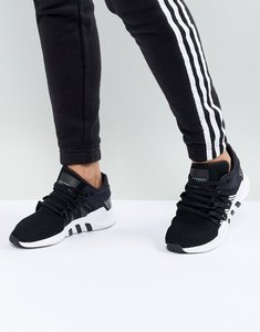 Read more about Adidas originals eqt racing advance trainer - black