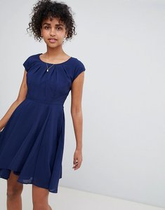 Read more about Qed london skater dress - navy