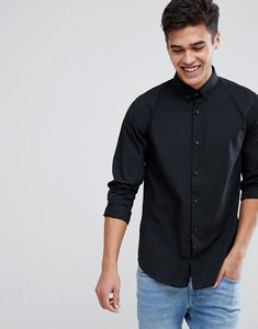 Read more about Produkt button down slim shirt - black