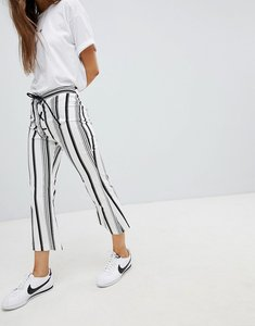 Read more about Nobody s child kick flare trousers in stripe