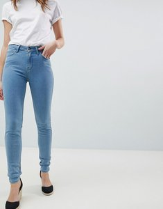 Read more about Lee scarlett high waisted skinny jean - rolling blue