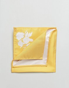 Read more about Asos pocket square in mustard - ye1