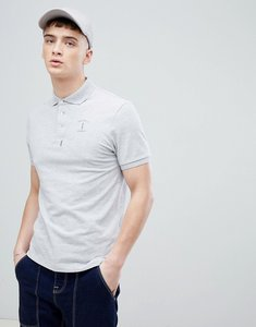Read more about Hackett mr classic logo polo in grey - 913