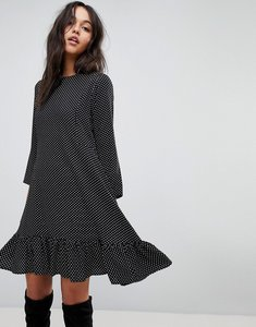 Read more about Y a s spotty dress - multi