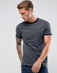 Read more about French connection ringer t-shirt - navy