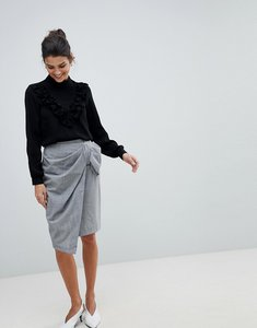 Read more about Closet wrap and bow skirt - grey